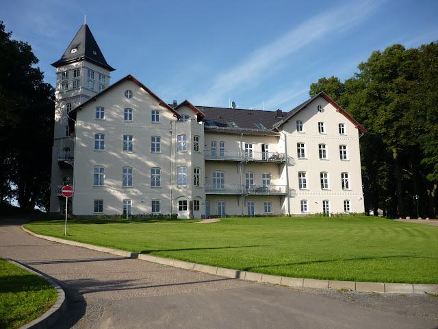 Jagdschloß zu Hohen Niendorf/ Kühlungsborn