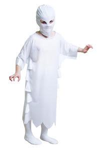 Spökdräkt, barn