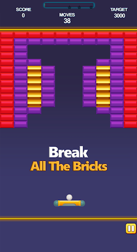 Bricks Breaker Rush  captures d'écran 1