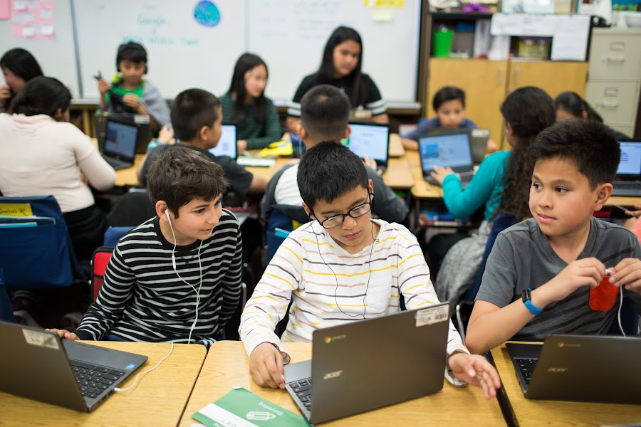 What strategies do you use to teach CS First in your Language Arts class?