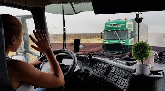 La agricultura convierte a Almería en la provincia con más mujeres camioneras