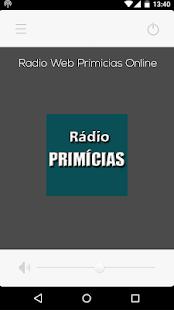 Download Rádio Web Primícias Online For PC Windows and Mac apk screenshot 1