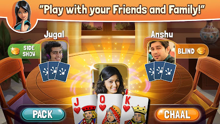 Teen Patti Home 1.1 screenshot 1421838