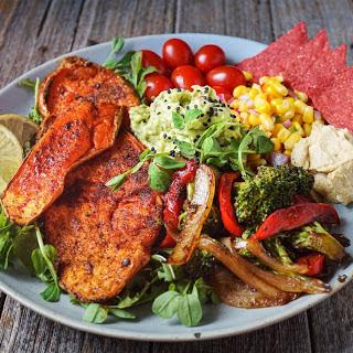 BBQ Buddha Bowl [Vegan, Gluten-Free].