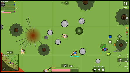 surviv.io - 2D Battle Royale
