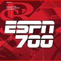 ESPN 700 Sports Radio icon