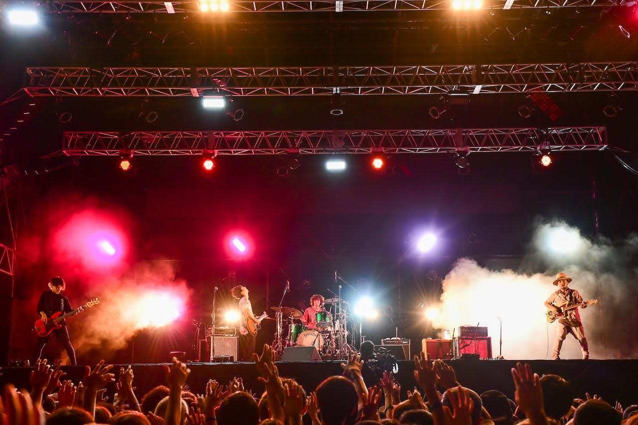 【迷迷現場】PIA 音樂祭 クリープハイプ 為首日演出華麗收尾