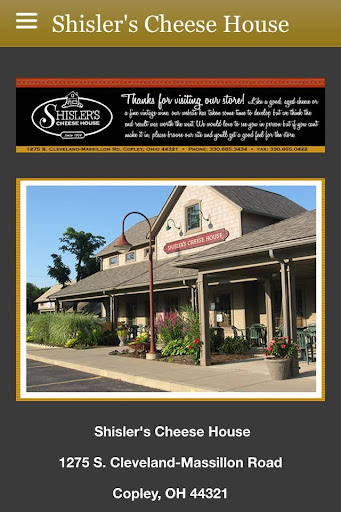 Shisler's Cheese House