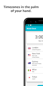 World Clock Pro - Timezones and City Infos 1.5.9 (Paid)