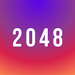 2048 Classic Puzzle Game Icon