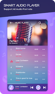 Music Player – Mp3 Audio Player, Music Equalizer App Download For Android 5