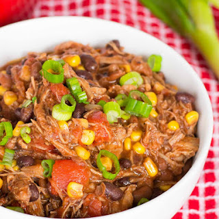 Easy Pork Chili.