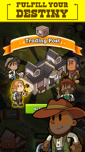 Idle Frontier: Tap Town Tycoon filehippodl screenshot 13