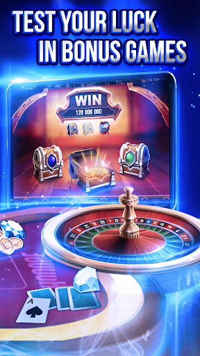 Huuuge Casino Slots - Play Free Vegas Slots Games 3.1.888 screenshots 8