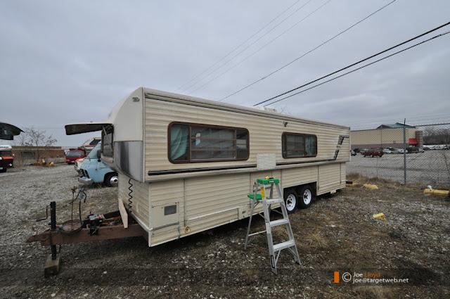 Antares Campsite Hi Lo Camper Travel Trailer Forum