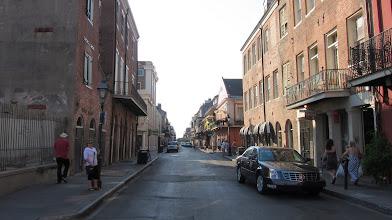 Photo: New Orleans sokaklarından
