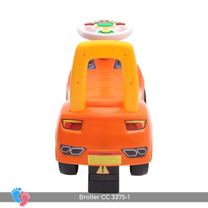 Xe ô tô chòi chân cho bé Broller CC-3375-1 có nhạc 13