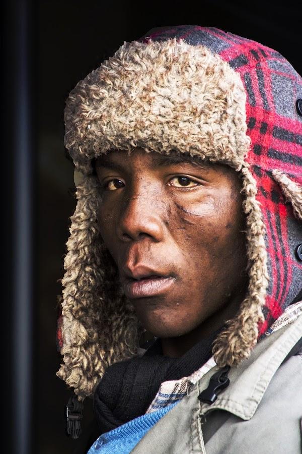 by Sean Snyman - People Portraits of Men (  )