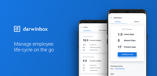 Darwinbox lets you manage the entire employee life cycle on one unified platform