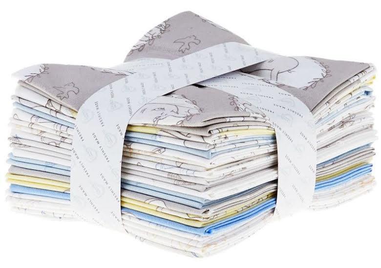 Dumbo, fatquarter bundle (11366)