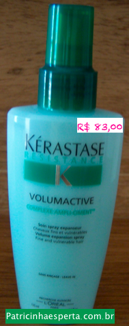 kerastase Leave in Volumactive Kérastase