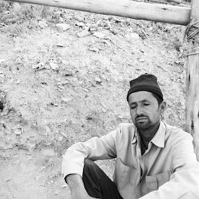 by Preyan Mehta - People Portraits of Men