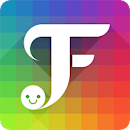 FancyKey Indic Keyboard app icon