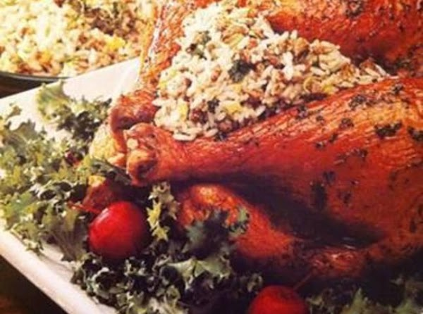 Herbed Rice Stuffing Recipe