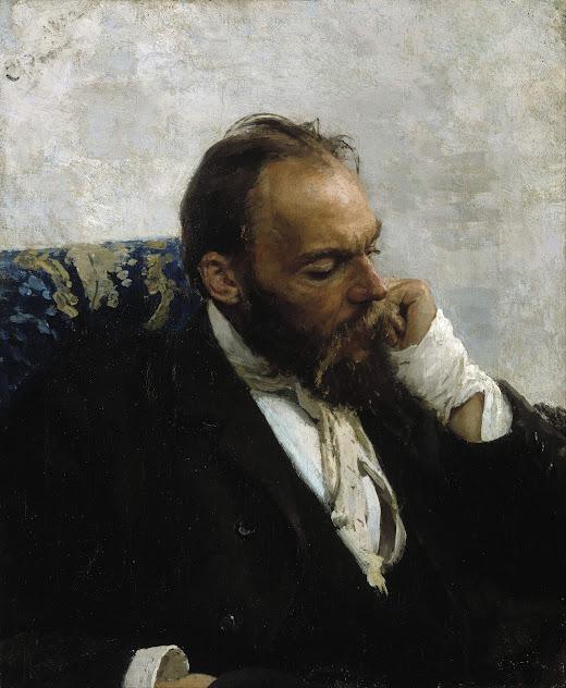 Портрет художника Николая Мурашко.