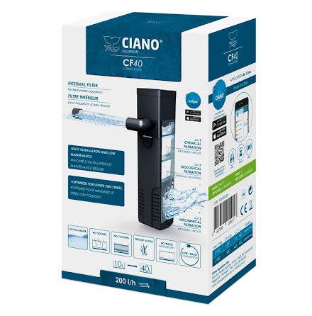Ciano CF40 Innerfilter