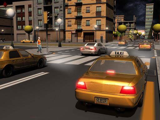 Real Taxi parking 3d Simulator  screenshots 10