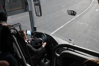 Photo: ... et notre chauffeur, LAURENT.