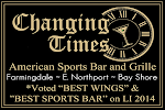 Logo for Changing Times Ale House
