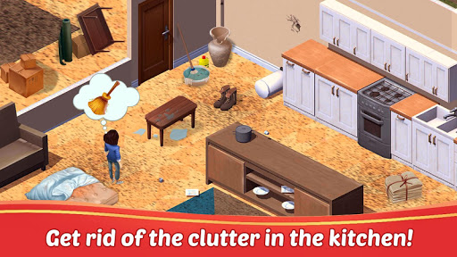 Home Design - Cooking Games & Home Decorating Game  screenshots 7