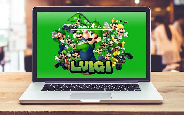 Luigi HD Wallpapers Game Theme