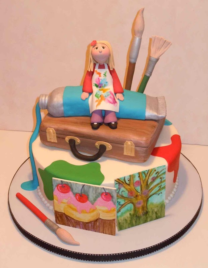 Zeitschrift Cake Art : Unique Cake Art Ideas - Android Apps on Google Play