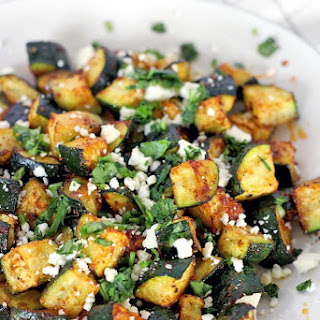 Mexican Roasted Zucchini Recipes