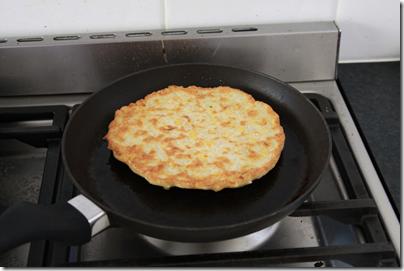 Okonomikyaki Recipe (Japanese vegetable pancake)