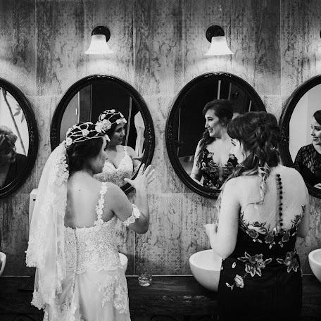 Wedding photographer Fernando Almonte (reflexproduxione). Photo of 21.02.2018