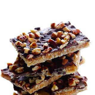 5-Ingredient Graham Cracker Toffee.