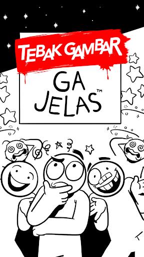 Tebak Gambar Ga Jelas  captures d'écran 1