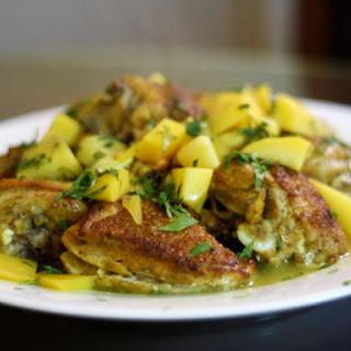 Dinner Tonight: Pan-Fried Mango Chicken