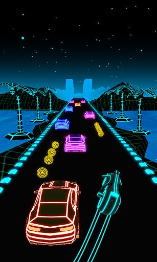 Nom du jeu: Neon Bike Race  astuce 2