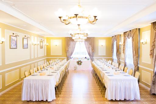 Зал для свадьбы в Загородный клуб «Dolce Никольское» за городом в Подмосковье