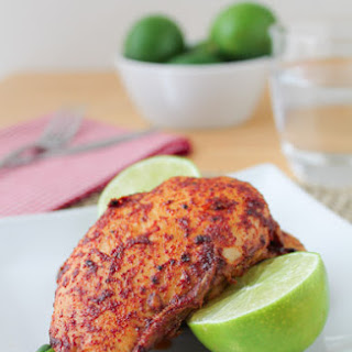 Chili Lime Chicken Marinade