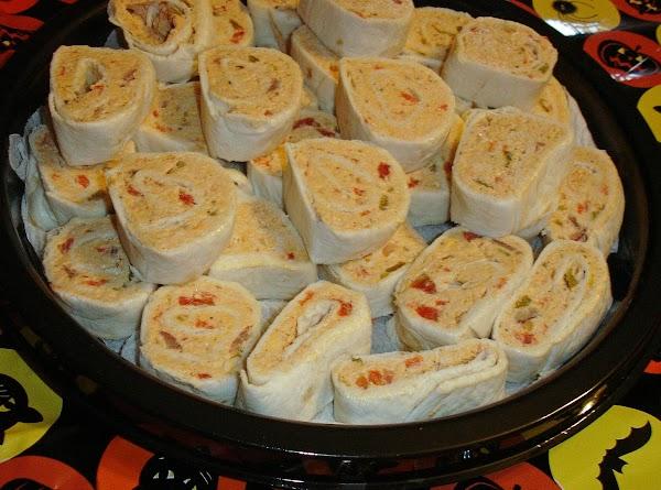 Mexican Chicken Salad Wrap Recipe