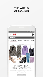 App H&M APK for Windows Phone