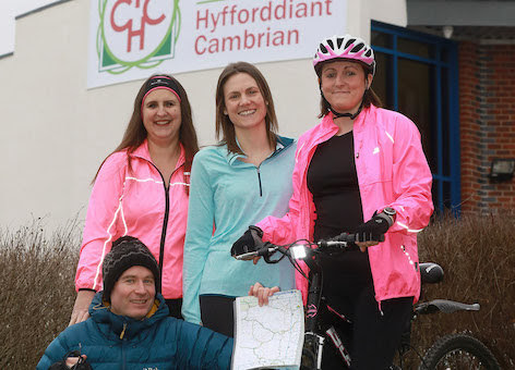 A 1,000 miles for Cancer Research