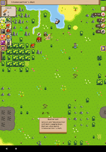 The Conquest - Free RTS Strategy Game ud83cudf32ud83cudff0ud83cudf32 android2mod screenshots 7