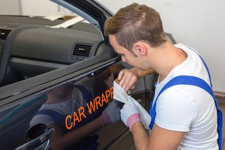 Belettering van voertuigen